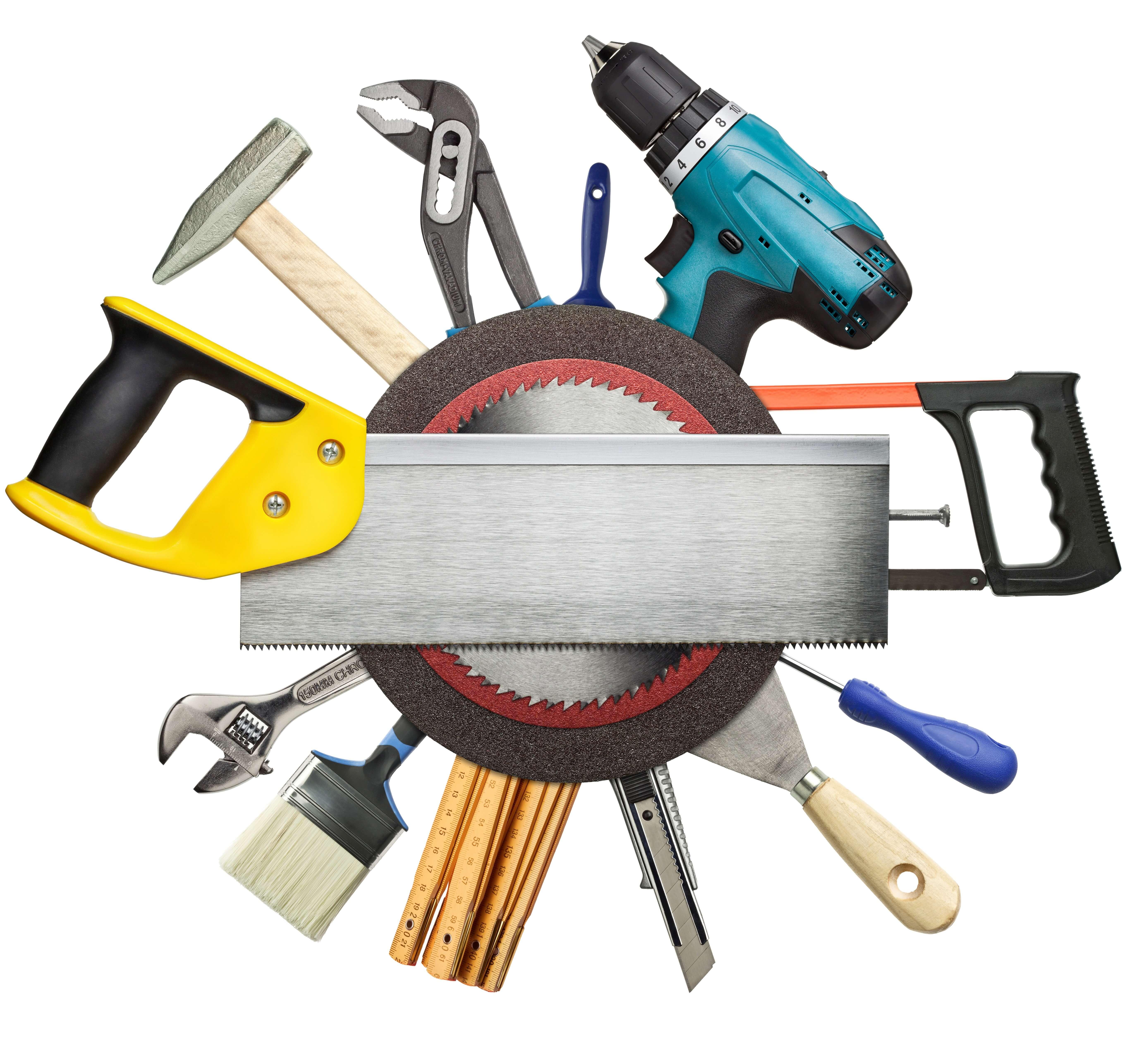 Инструмент домашнего мастера