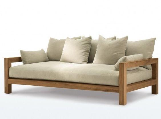 простой диван