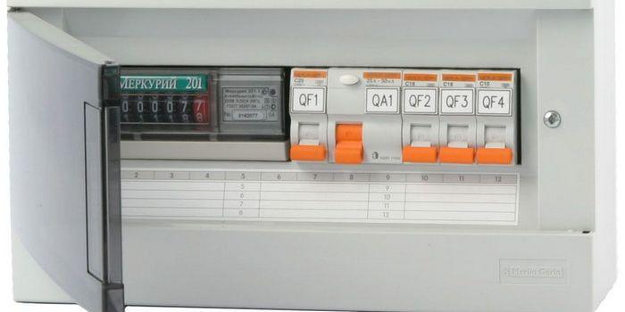 Особенности выбора в квартиру электросчетчика