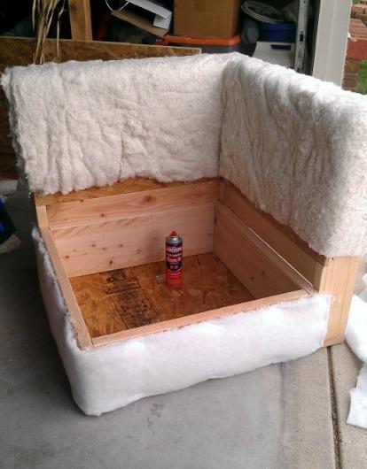 Конструкция угла дивана