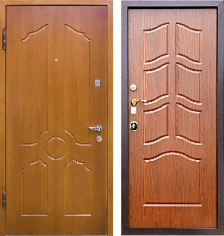 Модели МДФ-дверей