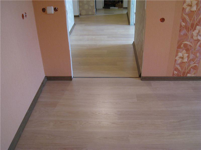 Цвет ламината должен соответствовать интерьеру помещения