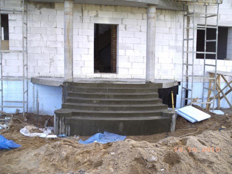 Гидроизоляция бетонного основания перед отделкой плиткой