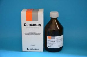 Димексид от пены