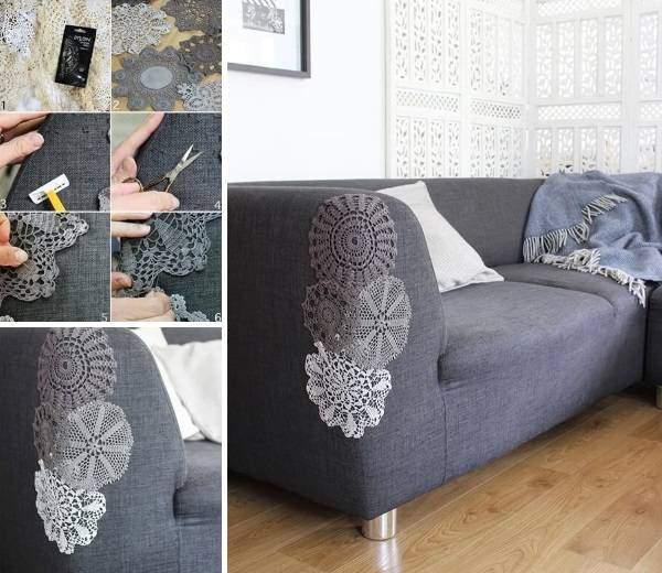 Идеи ремонта мебели своими руками - фото пошагово