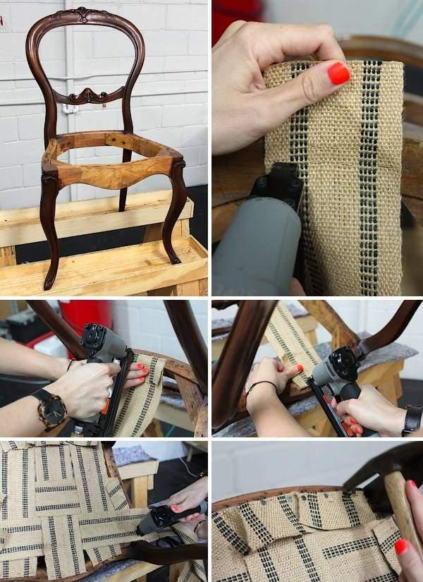 Ремонт мягкой мебели с пружинами