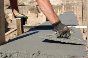 Способы ускорения застывания бетона