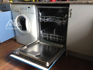 Тестирование посудомоечной машины