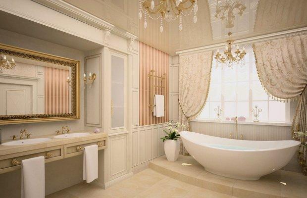 Дизайн – создайте ванную своей мечты