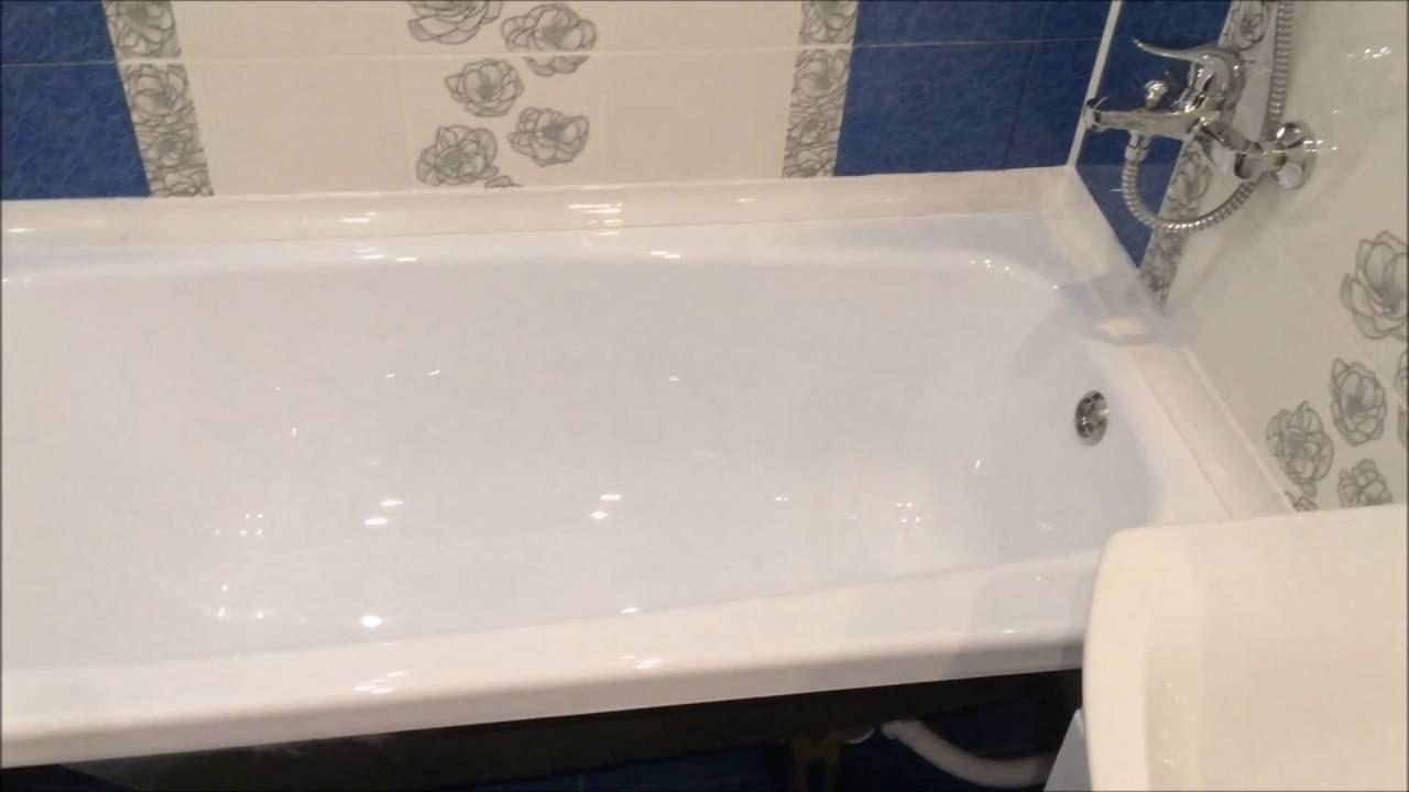 пример использования герметизации в ванной в ремонте дома