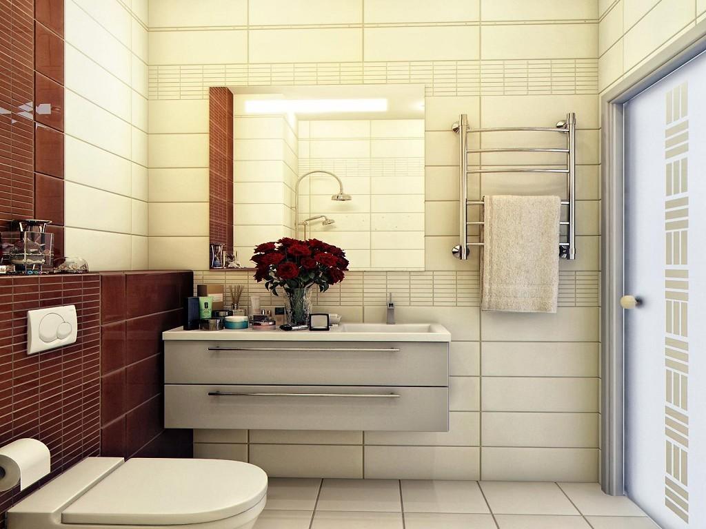 красивая плитка для ванной дизайн