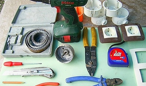 Инструменты для работы с электричеством