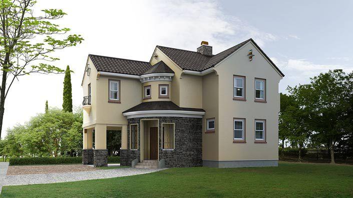 Свое название мокрый фасад получил из-за технологического процесса его монтажа