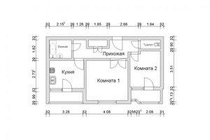 Составления плана квартиры