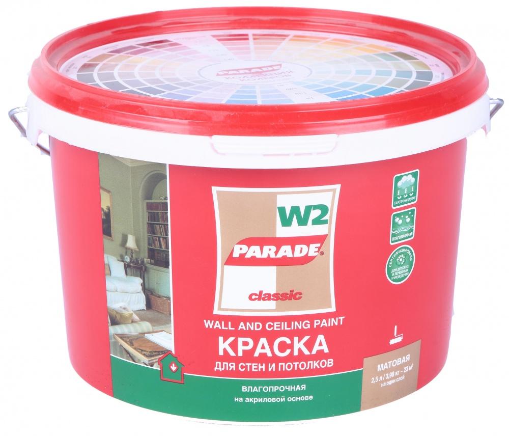 Влагопрочная краска на основе ПВА с добавлением акрила