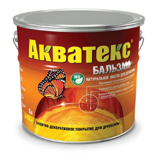 «Акватекс» - популярный отечественный вариант