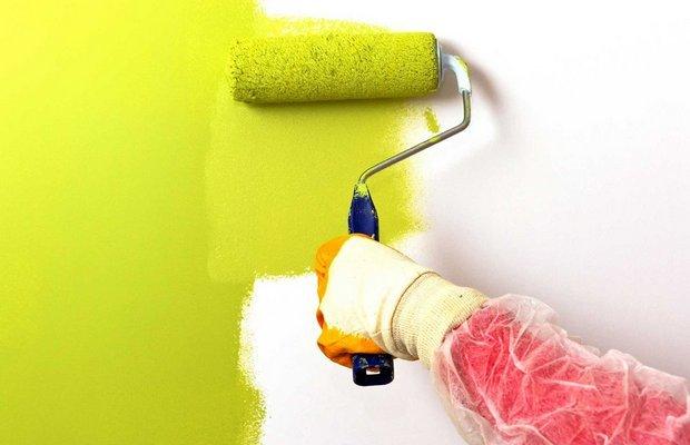 Покраска своими руками – творческая и совсем несложная операция