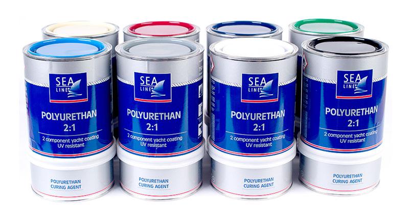 Полиуретановые составы состоят из двух компонентов, цена килограмма начинается от 350 рублей