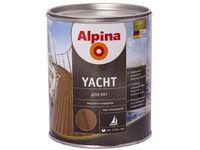 Так называемый яхтлак от компании «Альпина» - один из лучших в своем сегменте