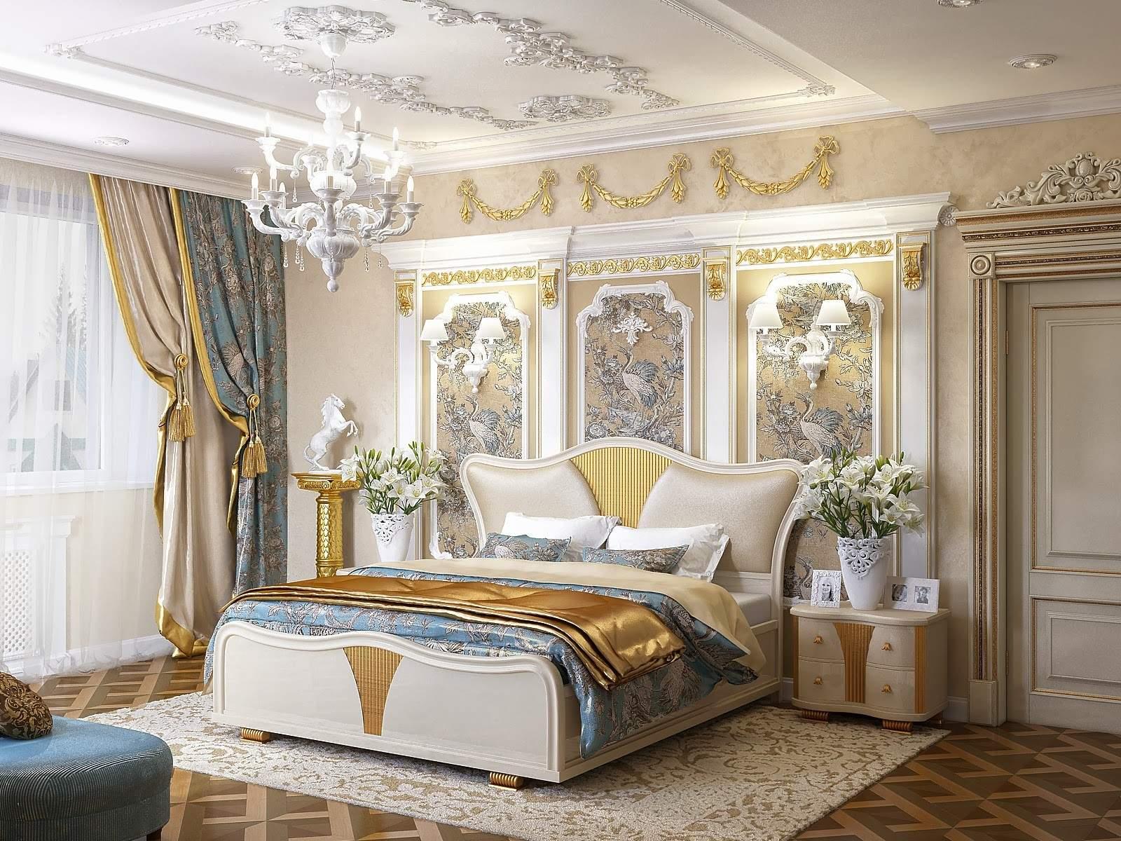 Для таких стилей, как барокко и классицизм характерны богатство, пышность и изысканность