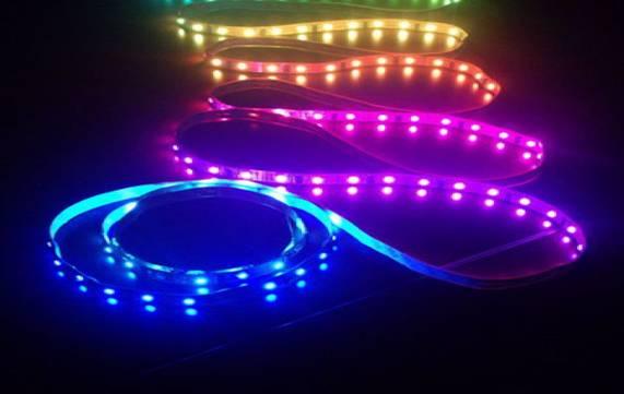 светодиоды различных цветов