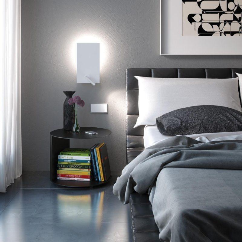 Свет в спальне (1)