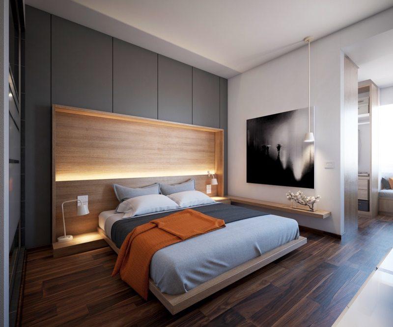 Свет в спальне (10)