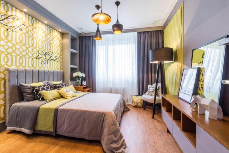 Свет в спальне (4)