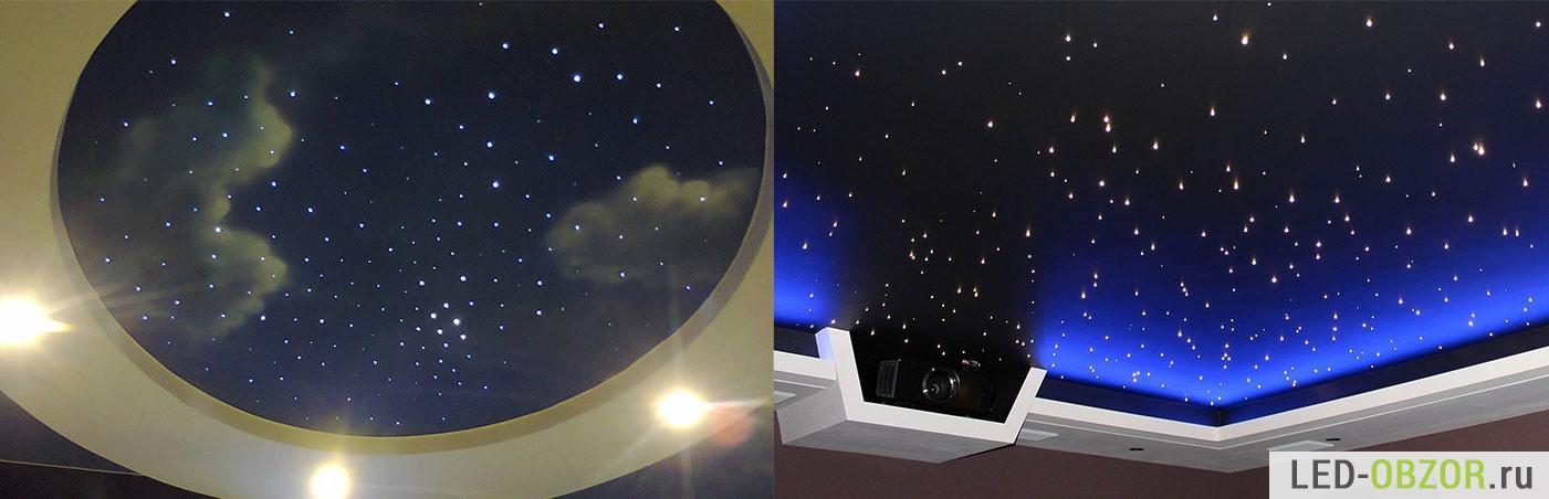 Звездное небо, фото
